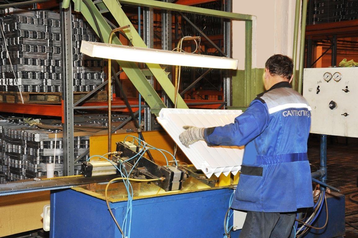 Отопительное оборудование от компании «САНТЕХПРОМ»
